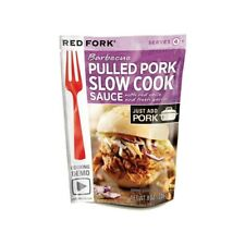 Red Fork Barbecue Pulled Pork Slow Cook Sauce