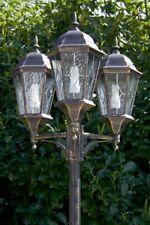 fGartenlaterne Außenlampe Kandelaber Außenleuchte Stehleuchte Stehlampe  Leuchte