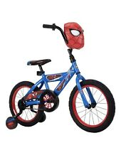 Marvel Spider-Man 16-inch Boys' Bike for Kids by Huffy