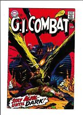 "G.I. COMBAT #125  [1967 VG+]  ""STAY ALIVE--UNTIL DARK!"""