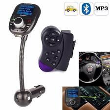 Bluetooth Voiture transmetteur FM voiture MP3 Lecteur Dispositif mains libres