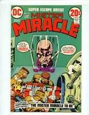 Mister Miracle #10 (1972) Jack Kirby High Grade NM- 9.2