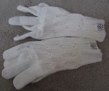 NFL Pittsburgh Steelers Winter Gloves Off White New by Reebok OSFA