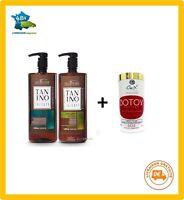 Lissage au Tanin Sans Formol Cheveux Salvatore Kit Tanino Therapy et Onix Fr