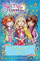 Midnight Maze: Book 12 (Secret Kingdom), New, Banks, Rosie Book