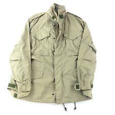 Vintage John Ownbey Military US M-65 Vietnam Field Coat Jacket XS Pale Green NEW