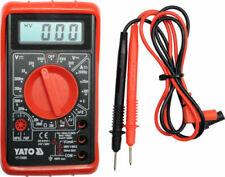 Universal Messgerät LCD Digital Multimeter Multimeßgerät Amperemeter Ohmmeter