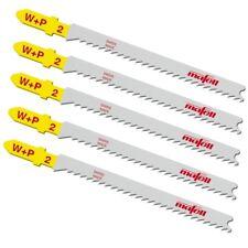 Mafell Stichsägeblätter - Wood Plastic - 093705 - Stichsäge P1cc W+P2 - 5 Stück