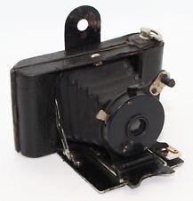 ICA icarette primi del 120 ROTOLO Pieghevole Fotocamera Otturatore di lavoro C. 1912 raro antico