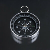 Useful Portable Pocket Compass for Camping Hiking Outdoor Sports  Navigation HC
