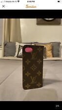 Lv Authentic I Phone Case