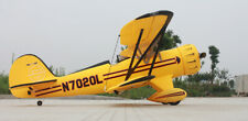 Dynam Waco Yellow 1270mm Wingspan - PNP