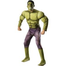 MARVEL HULK FOR WALMART 3D MUSCLE ADULT COSTUME COSPLAY