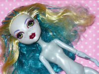 Mattel Monster High LAGOONA BLUE Doll Nude Naked for OOAK/Custom