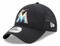 New Era Miami Marlins Baseball Cap Hat MLB PERF PIVOT 2 80470538
