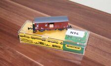 Güterwagen,  // Trix  // Spur N -94-