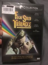 Four Sided Triangle (DVD, 2000)