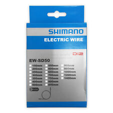 NEW Shimano EW-SD50 Electric Wire Di2 E-tube Systems Electronic Bike Black 550mm