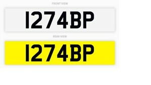 1274BP cherished number held on retention