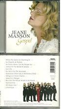 CD - JEANE MANSON : GOSPEL