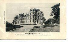 CP 77 Seine-et-Marne - Echouboulains - Château transformé en Hôpital Milltaire