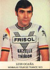 LUIS OCANA Cyclisme Ciclismo Winner Tour de France 73 cycling radsport vainqueur
