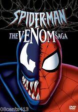 Spider-Man - The Venom Saga (Children's Animated DVD) Four Episodes! *NEW*
