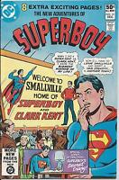 New Adventures Of Superboy #12 (Dec. 1980) FN Bronze Age DC Comic ID#495
