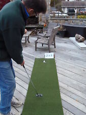 Putting green golf Training Aid Golf Green Putting Mat Putting Green Mats 2'x12'