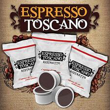 100 capsule ESPRESSO TOSCANO caffè PIERO compat. LAVAZZA Point gusto Crema Aroma