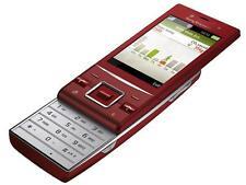 Sony Ericsson J20i Hazel - Red  (Unlocked) Cellular Phone