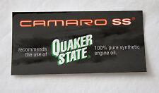 OEM GM SLP 1996 1997 Camaro SS Quaker State Underhood Oil Decals