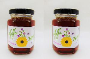 5.5 Ounce Alfalfa Honey - 2 Medium Jars