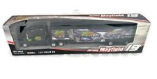 JEREMY MAYFIELD Die Cast Trailer Rig Winner's Circle Toy NASCAR 40883 #19 Decor