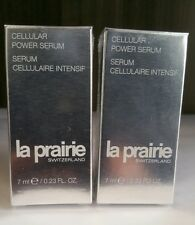 **SEALED New Lot 2X La Prairie Cellular Power Serum samples 7ml x 2; total 14ml