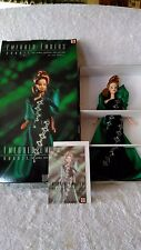 1996  Barbie Doll Emerald Embers Barbie, the Jewel essence collection