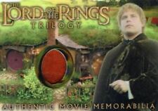 Lord of the Rings Trilogy Chrome Sam's Elven Tunic Costume Card