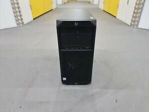 HP Z2 Tower G4 Core i7-8700K 3.7GHz 16GB RAM 512GB SSD, 1TB HDD Win 10 WARRANTY