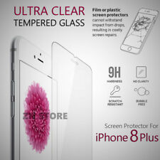 "High Quality Tempered Glass Screen Protector For Apple iPhone 8 Plus (5.5"")"
