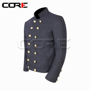 US  Civil war American Union Navy Blue  Shell Jacket All Sizes Available !