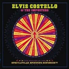 ELVIS COSTELLO - THE RETURN OF THE SPECTACULAR SPINNING SONGBOOK  CD NEU