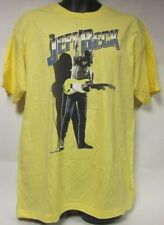 Jeff Beck(T Shirt)Coloured Image-Yellow-Men-Large-New