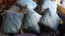 Handmade Silk Square Decorative Cushions