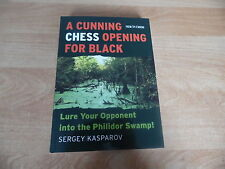 A Cunning Chess Opening for Black (Philidor) by GM Sergey Kasparov 2015