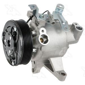 A/C Compressor-New Compressor|Four Seasons 58492 - 12,000 Mile Warranty