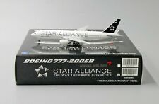 JC Wings 1:400 Asiana Airlines B777-200(ER) 'Star Alliance - Flaps Down' HL7732
