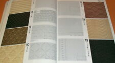 Knitting Pattern 1000 : Knitting needle and Crochet book japanese #0738