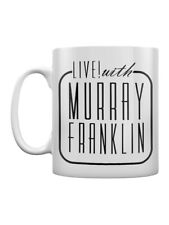 Mug Live With Murray Franklin White