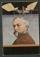 unmailed National Air and Space Museum post card Samuel Pierpont Langley