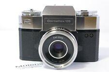 Vintage SLR Camera Zeiss Ikon Contaflex 126 with Tessar 45mm 2.8 Ref. 151918